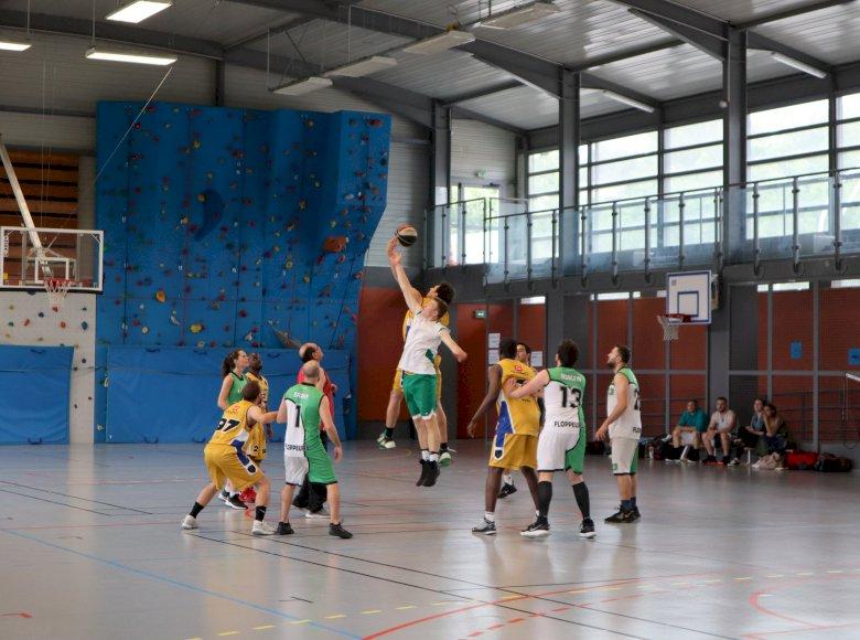 BasketBall | Jeux de Sophia
